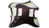 Pickguard for Double Humbucker Stratocaster