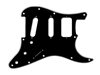 Pickguard for Reverse Fat Stratocaster