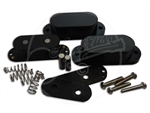 A pickup parts kit for the Fender Mustang Bass