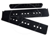 Flatwork for P90 Sized Humbucker and P90 spacer