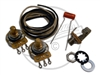 Wiring kit for the Fender precision bass