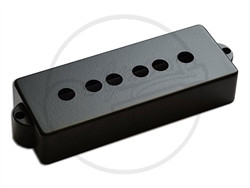 5 String P Bass Pickup Cover with 6 holes