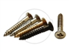 12 x Countersunk Screw (2.5mm x 14mm)