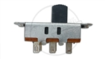 Sliding Switch, DPDT
