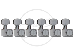 Schaller® F Series Machine heads - Set - Chrome