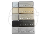 Covers for side mounting floating mini humbuckers in a range of colours.