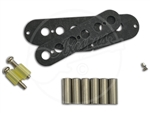 "Single Coil Pickup Parts Kit - 1/4"" Poles"