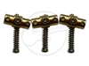 3 x Gotoh SW-3 Adjustable Saddles - Suitable for Fender® Telecaster®
