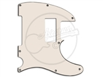 Pickguard - Surface mount mini humbucker conversion- Suitable for 1959 - 2016 Fender® Telecaster®