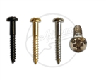 Bridge and Tremolo Screws - Dome Head