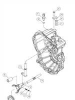 PACKING- P 16.0- TRANSAXLE