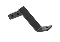 Hitch Insert, Drop Down for Ball Mount, Black