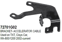 BRACKET- ACCELERATOR CABLE