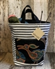 Atenti Hope Basket Birdy Black