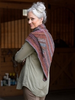 Berroco Broderie Shawl Kit (knit)