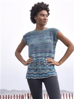 Berroco Maldives Sweater Kit (crochet)