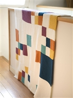 Berroco Moderne Blanket Kit & Free Book (knit)