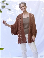 Berroco Unadilla Sweater Kit (crochet)