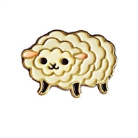 Enamel Pin: Sheep