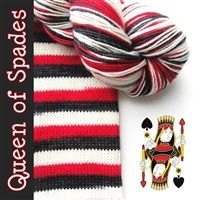 Bis Sock Queen of Spade (Dame de Pigue)- Discontinued