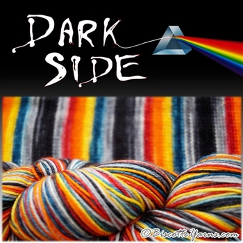 Bis Sock Dark Side