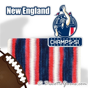 Bis Sock New England