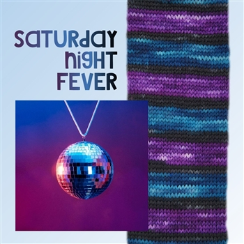 Bis Sock Saturday Night Fever