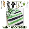 Bis Sock Witch Underpants