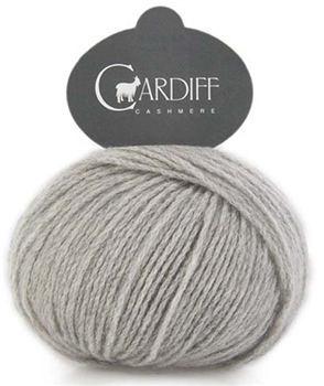 Classic Cardiff Cashmere 518 Piombo (Grey)