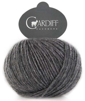 Classic Cardiff Cashmere 519 Fumo (Charcoal)