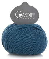 Classic Cardiff Cashmere 590 Barry (Lt Teal)