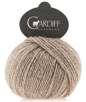 Classic Cardiff Cashmere 670 Pois (earth Tweed)