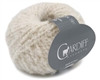 Curly Cardiff Cashmere 301 White