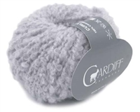 Curly Cardiff Cashmere 304 Pumice/Grey