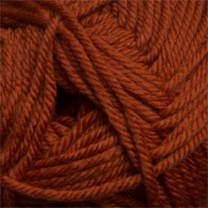 220 Superwash Merino 006 Burnt Orange