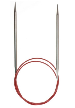 "Red Lace 32"" Circular Needle #2.5 (3mm)"