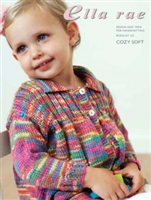 Ella Rae Cozy Soft Prints Booklet 123