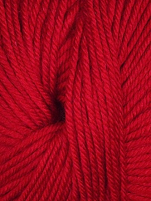 Cozy Soft Solids 20 Bright Red