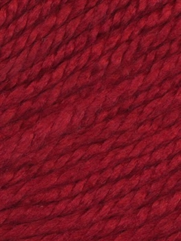 Cozy Soft Chunky Solids 208 Red Frosted Wagon