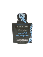 Eucalan Single Use Natural Unscented No-Rinse Wash
