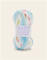 Baby Blossom Chunky 351 Bluebell