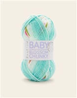Baby Blossom Chunky 358 Blooming Blue