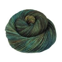 Pakokku Sock Kettle Dyed Cripple Creek (Final Sale)