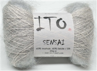 Sensai 345 Top Light Gray