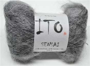 Sensai 346 Top Dark Gray