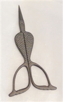 Primitive Mermaid Scissors
