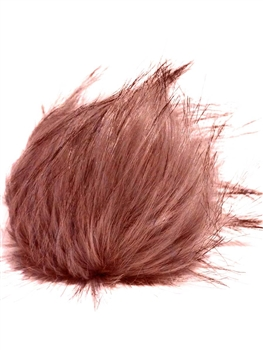 Furreal Vegan Fur Pom Pom 11 Fire Fox