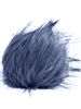 Furreal Vegan Fur Pom Pom 12 Royal Peafowl