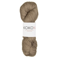 Kokon Fingering Weight Merino 100gr Cork