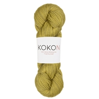 Kokon Fingering Weight Merino 100gr Cress